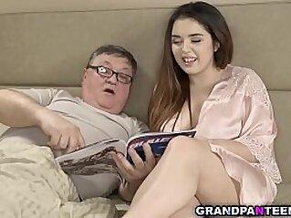 jav  deepthroat  ,  giant titties  ,  grandpa   porn movies